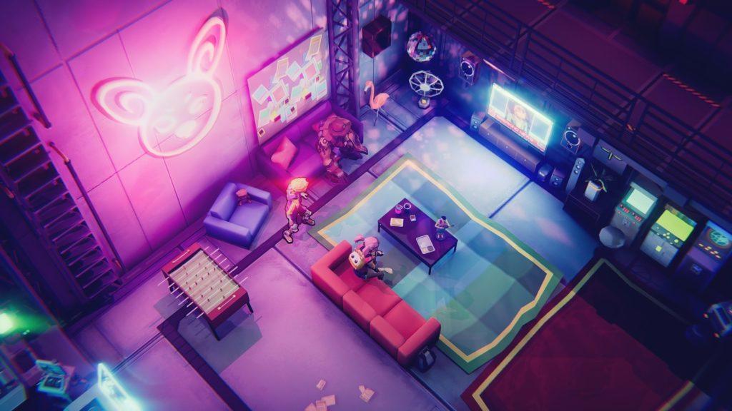 Киберпанк рогалик Danger Scavenger в марте заглянет на Nintendo Switch 2
