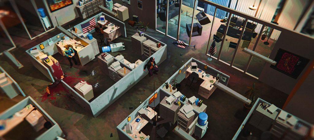 Serial Cleaners - первый геймплей стелс-экшена про серийного уборщика 3