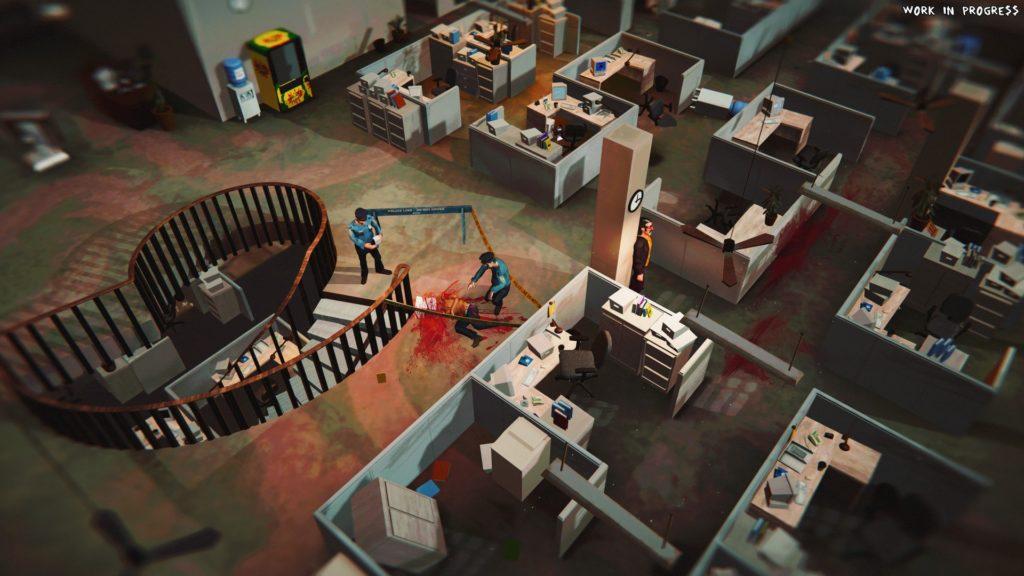 Serial Cleaners - первый геймплей стелс-экшена про серийного уборщика 1