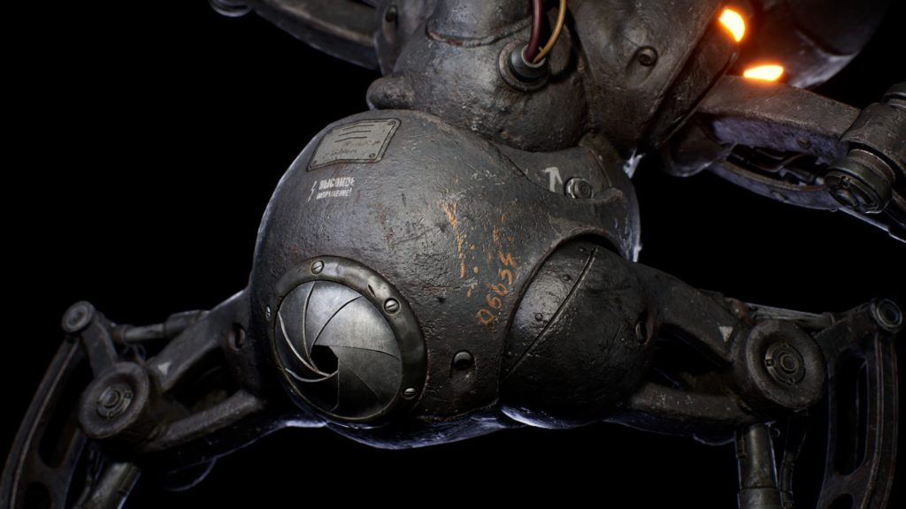 """Главный герой П-3 и робот """"Беляш"""" - в сеть слили пак скриншотов из Atomic Heart 3"""