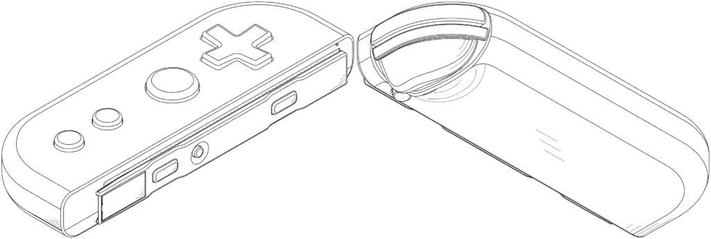 Возможно, первый взгляд на новый контроллер Nintendo Switch Pro 1