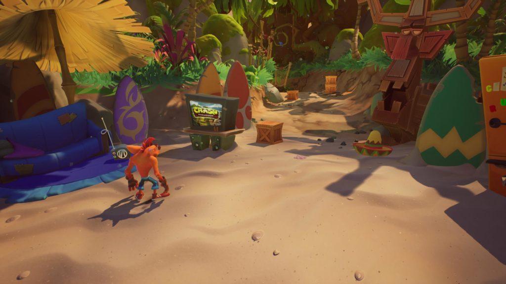 Обзор: Crash Bandicoot 4: It's About Time - Новые миры, новые горизонты 4