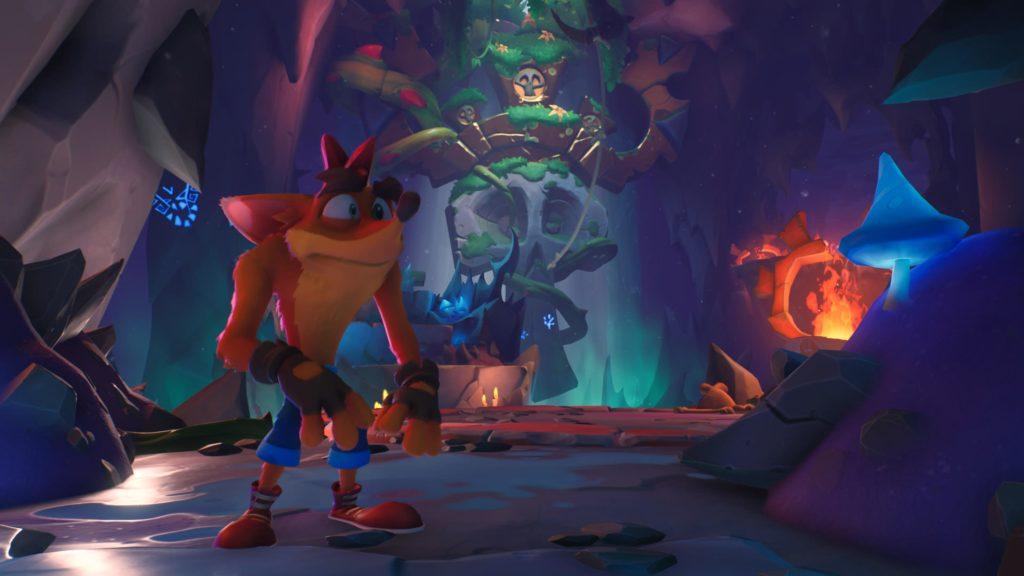 Обзор: Crash Bandicoot 4: It's About Time - Новые миры, новые горизонты 5
