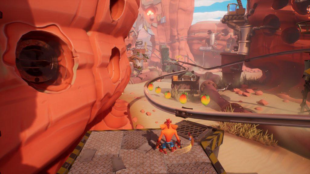 Обзор: Crash Bandicoot 4: It's About Time - Новые миры, новые горизонты 6