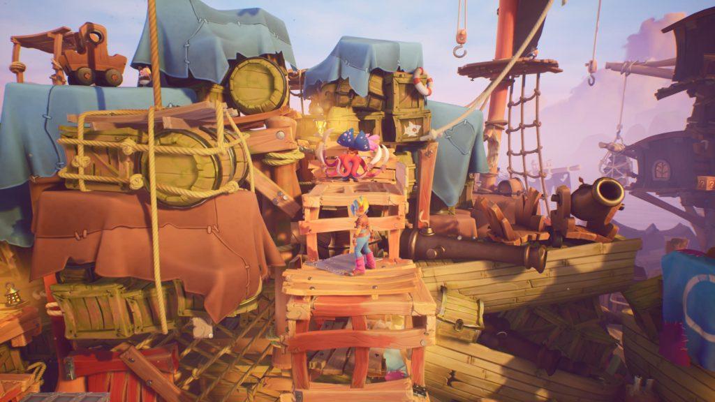 Обзор: Crash Bandicoot 4: It's About Time - Новые миры, новые горизонты 20