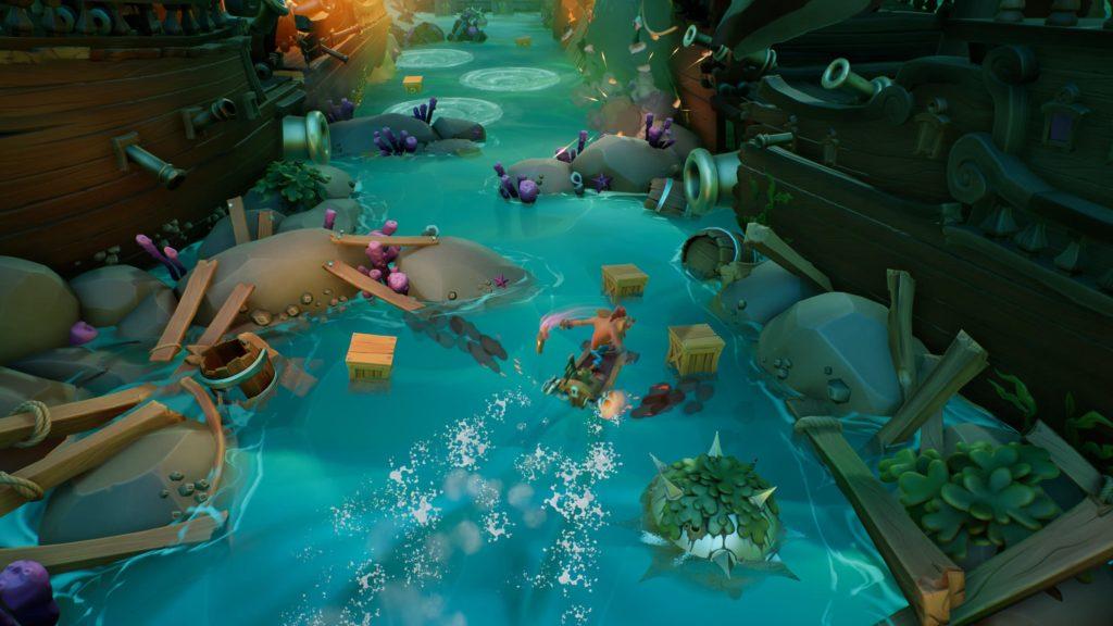Обзор: Crash Bandicoot 4: It's About Time - Новые миры, новые горизонты 24