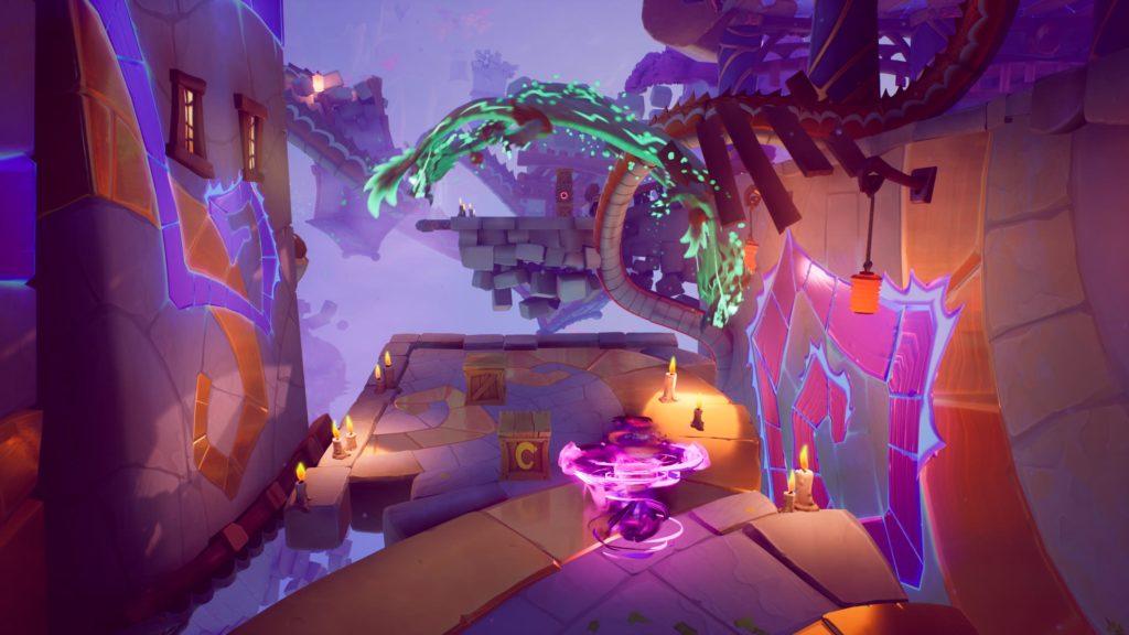 Обзор: Crash Bandicoot 4: It's About Time - Новые миры, новые горизонты 12