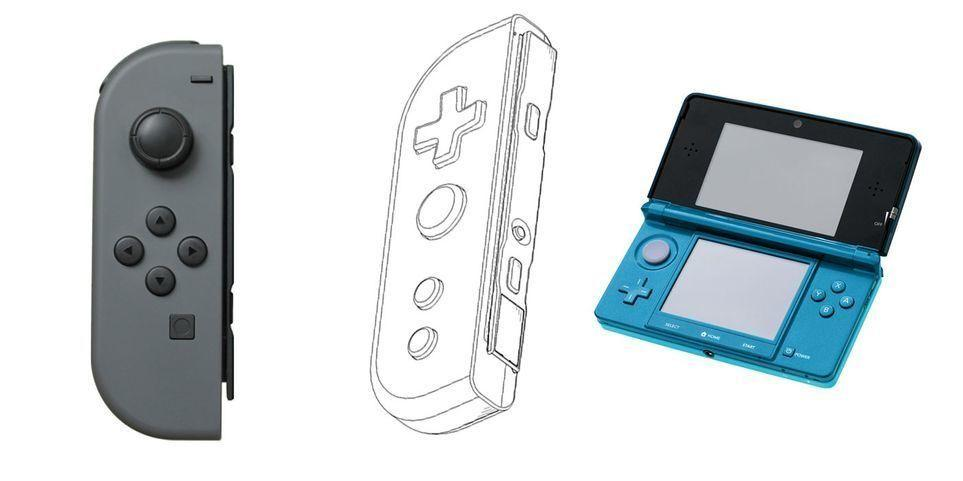 Возможно, первый взгляд на новый контроллер Nintendo Switch Pro 2