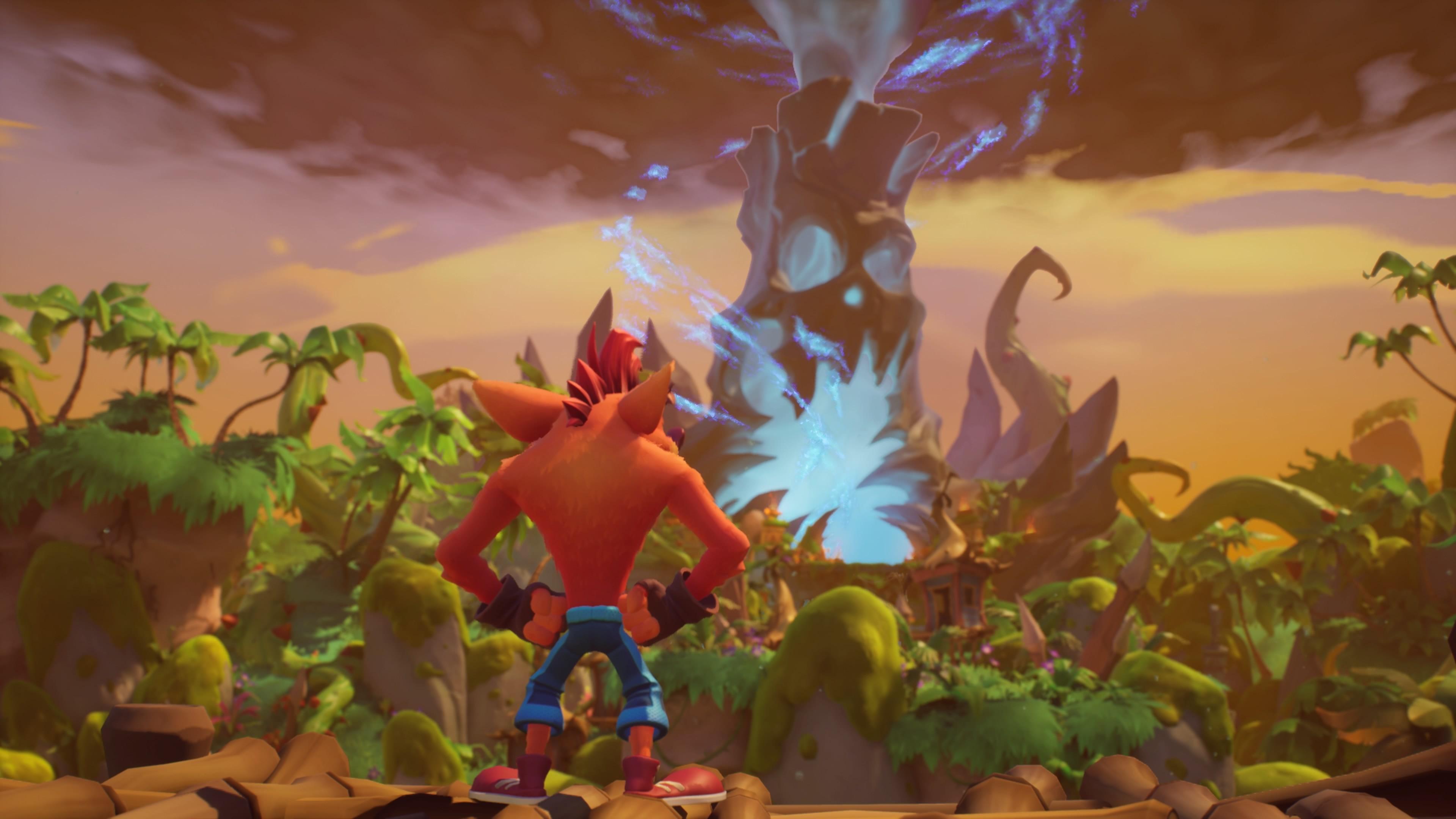 Обзор: Crash Bandicoot 4: It's About Time - Новые миры, новые горизонты 27