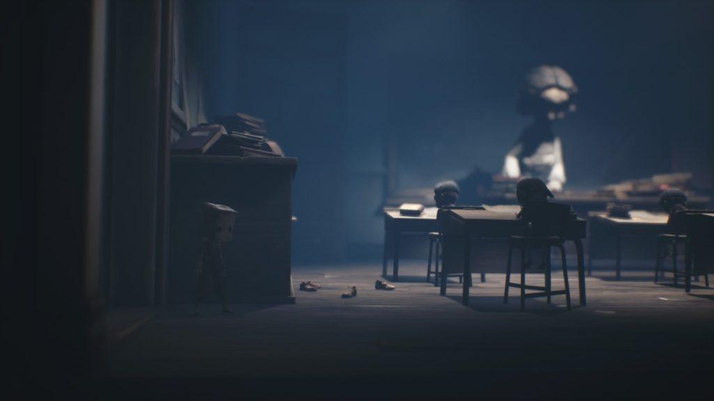 Обзор: Little Nightmares II - Гротеск и эмоции 12