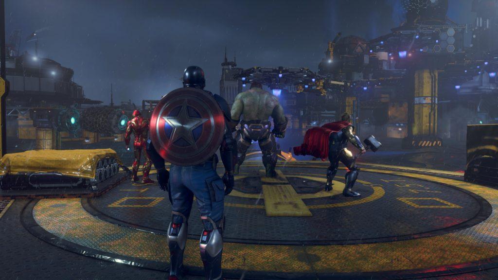 Обзор: Marvel's Avengers - Эра некстген сервиса 35