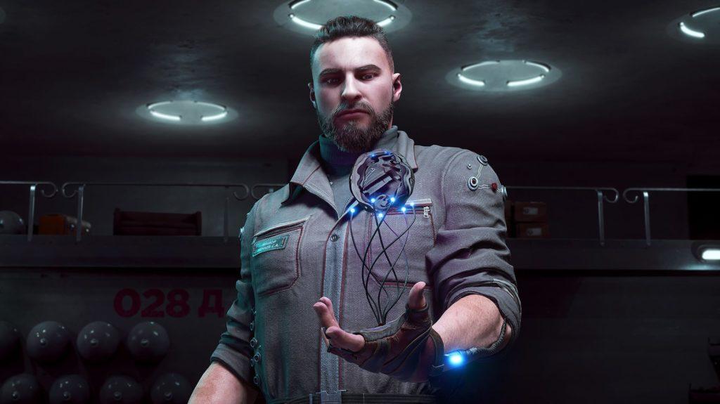"""Главный герой П-3 и робот """"Беляш"""" - в сеть слили пак скриншотов из Atomic Heart 16"""