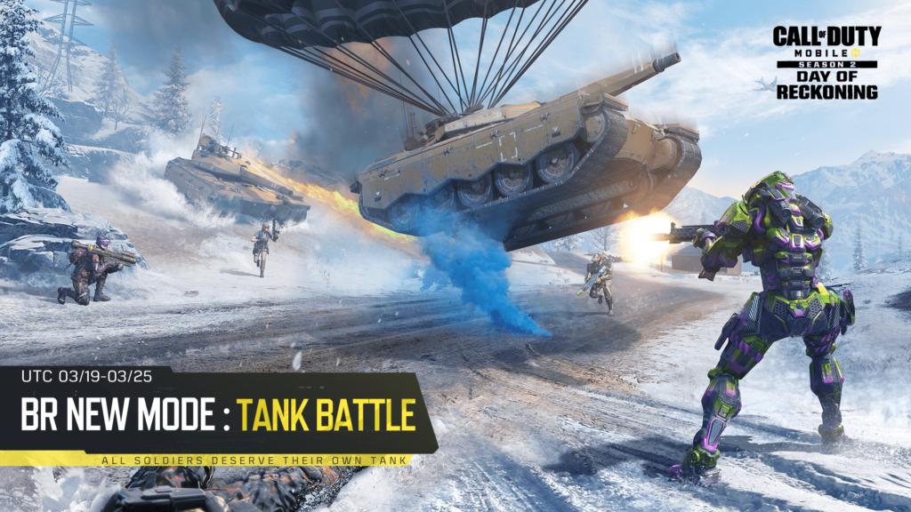 """В Call of Duty: Mobile стартовал второй сезон - """"Возмездие"""" 4"""