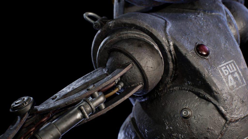 """Главный герой П-3 и робот """"Беляш"""" - в сеть слили пак скриншотов из Atomic Heart 2"""