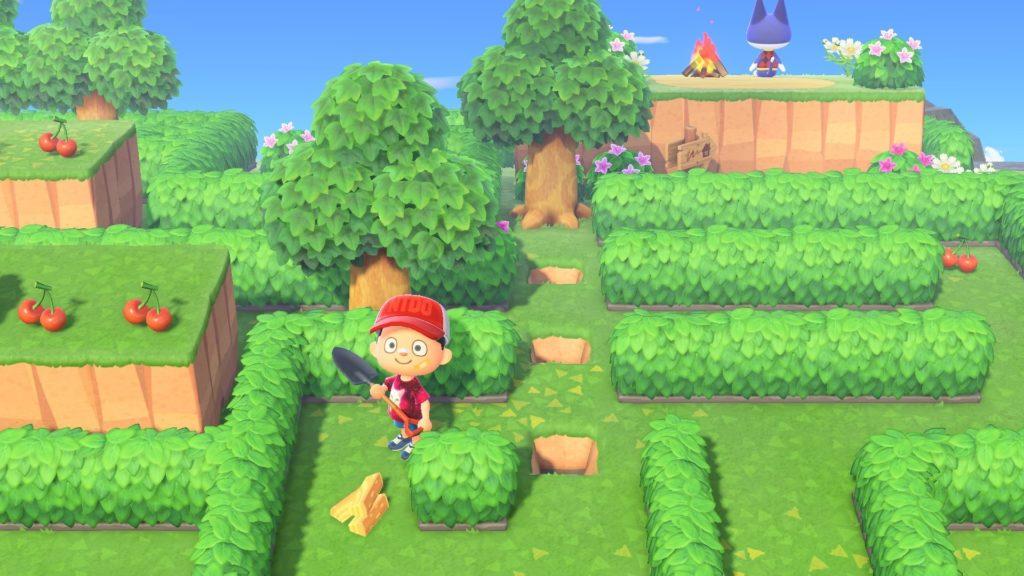 К концу апреля для Animal Crossing: New Horizons станет доступно новое обновление 8