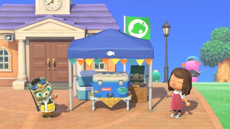К концу апреля для Animal Crossing: New Horizons станет доступно новое обновление 7