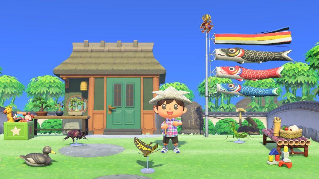 К концу апреля для Animal Crossing: New Horizons станет доступно новое обновление 1