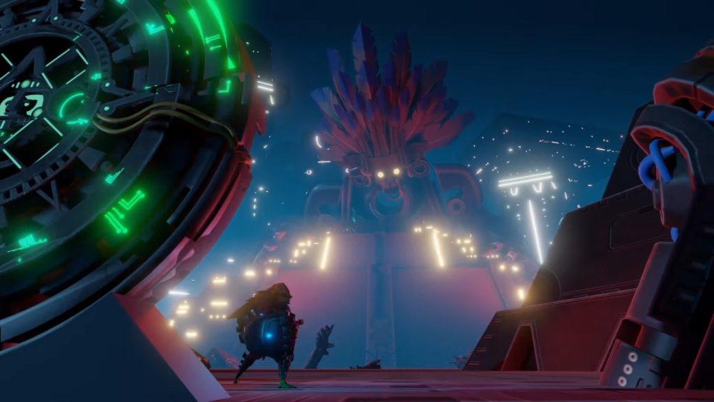 Боги должны быть уничтожены - анонс экшен-приключения Aztech: Forgotten Gods для Nintendo Switch 1