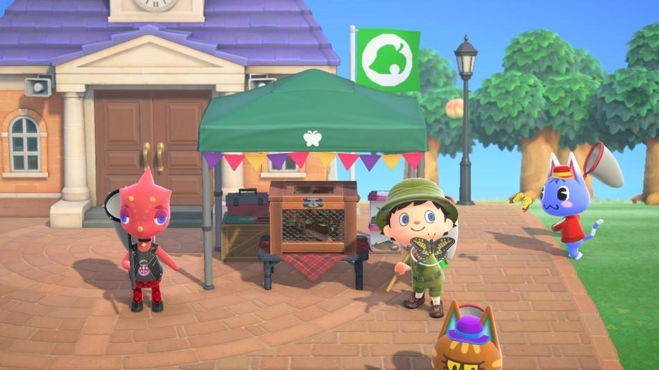 К концу апреля для Animal Crossing: New Horizons станет доступно новое обновление 10