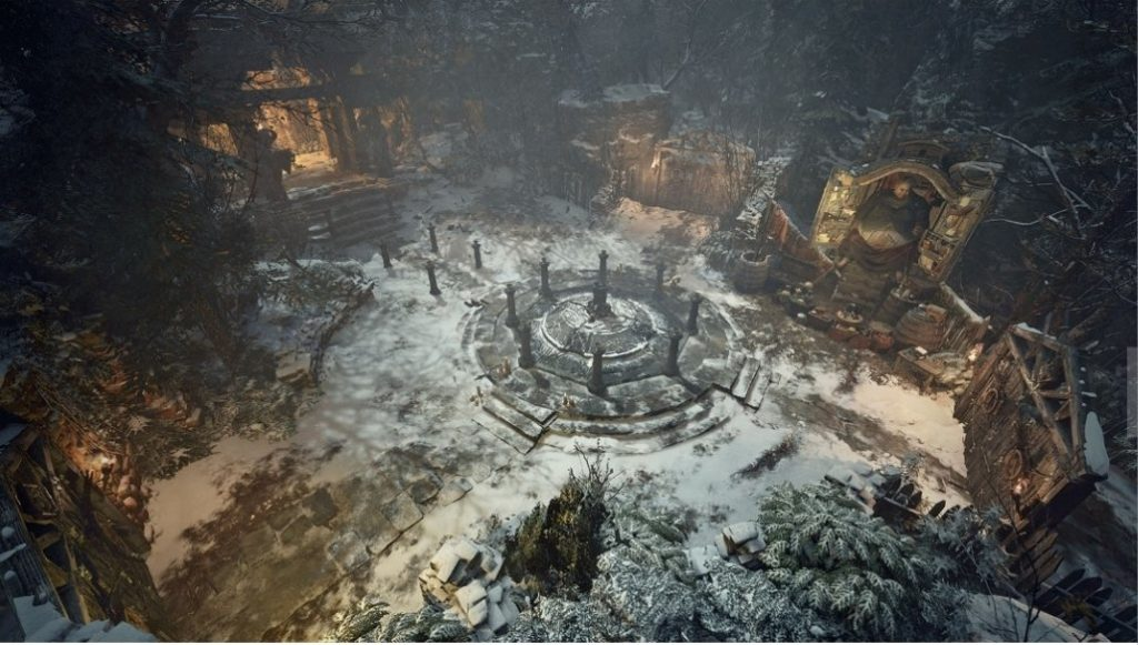 Новые подробности Resident Evil Village из свежего выпуска Game Informer 11