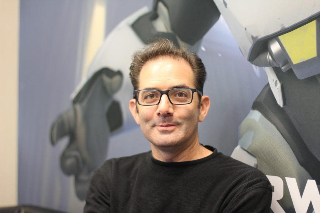 Джефф Каплан - руководитель Overwatch покидает Blizzard спустя 19 лет работы 1