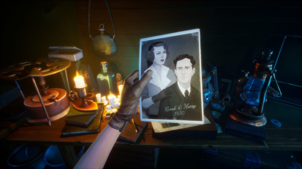 Помогите Норе найти мужа - состоялся анонс Call of the Sea для консолей PlayStation 3