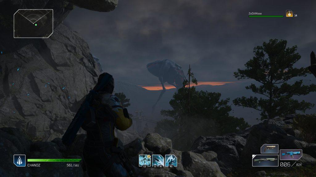 Обзор: Outriders - Загадили одну планету, загадим и другую 43