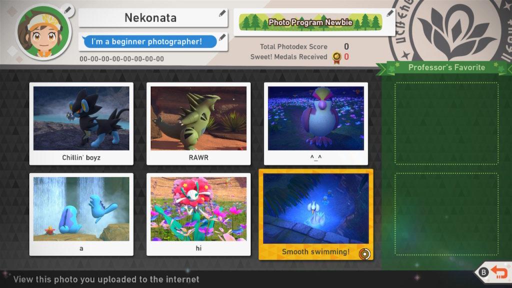 Обзор: New Pokémon Snap - Отправляешься в мой альбом покемонов 6