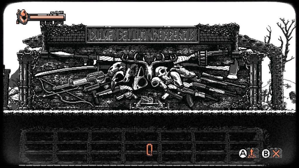 Обзор: Nongunz: Doppelganger Edition - Война мила тем, кто не сражался 2