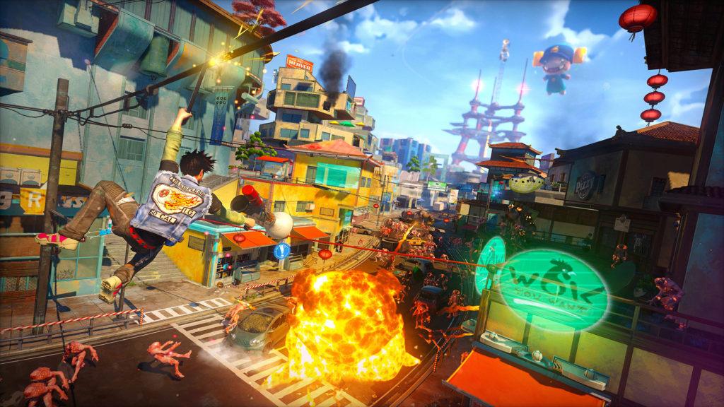 Sunset Overdrive - SIE зарегистрировала товарный знак бывшего эксклюзива Xbox 2