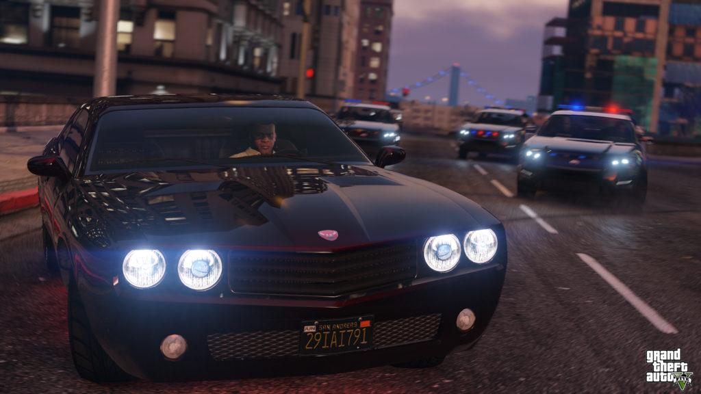 Rockstar подтвердила, GTA V для PS5 / Xbox Series X S выйдет в ноябре 2021-го 1
