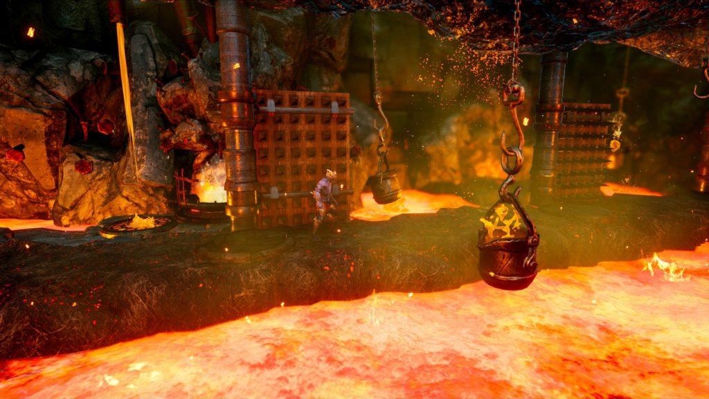 Demon Skin выйдет на консолях и получит бесплатное дополнение 4