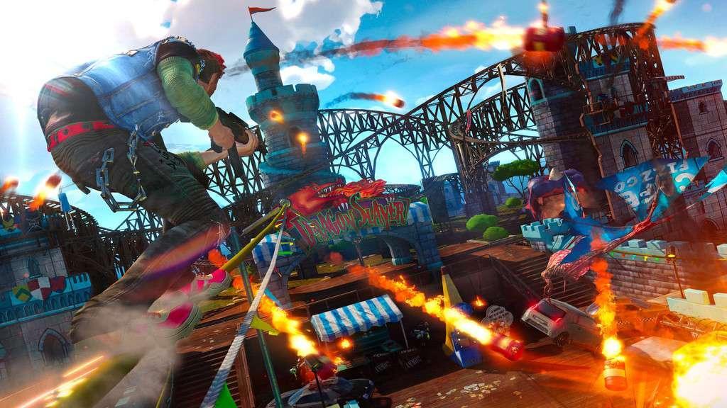 Sunset Overdrive - SIE зарегистрировала товарный знак бывшего эксклюзива Xbox 3
