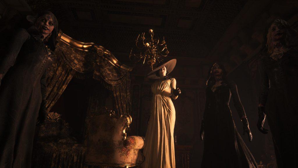 Обзор: Resident Evil Village - Танец злобного гения 27