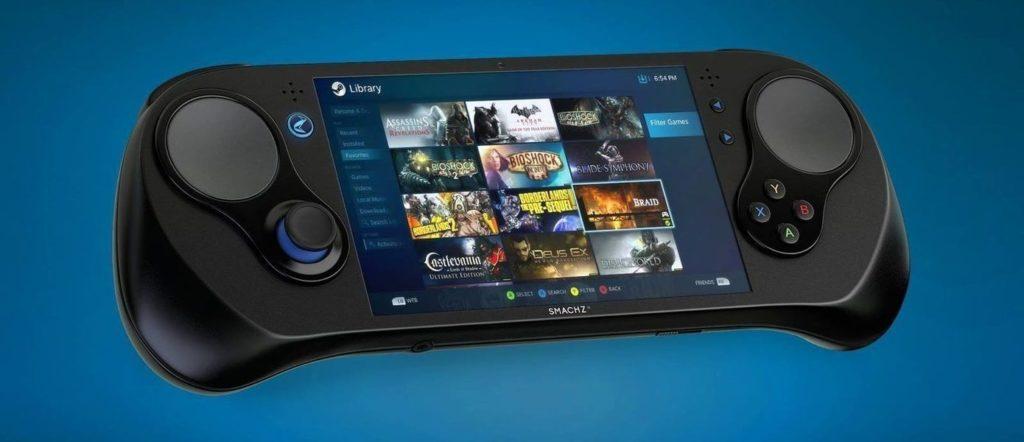 СМИ: Valve создает портативную консоль, которую сравнивают с Nintendo Switch 1