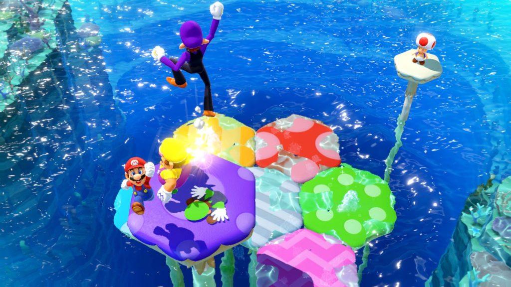 Пора звать друзей - Nintendo анонсировала Mario Party Superstars 4