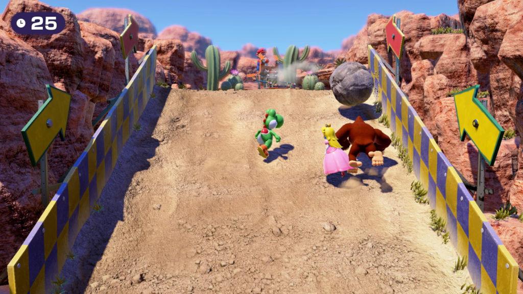 Пора звать друзей - Nintendo анонсировала Mario Party Superstars 6