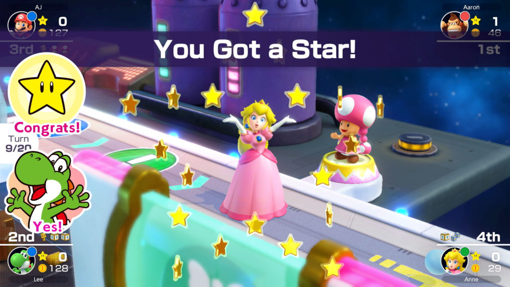 Пора звать друзей - Nintendo анонсировала Mario Party Superstars 11