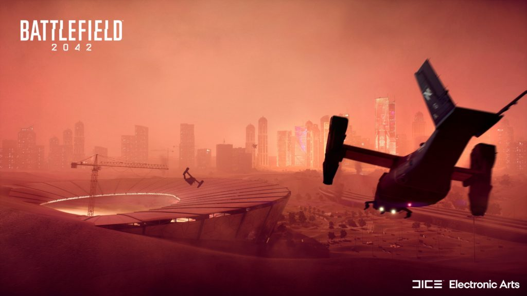 EA показала первый трейлер Battlefield 2042, стали известны подробности игры и дата премьеры игрового процесса 1
