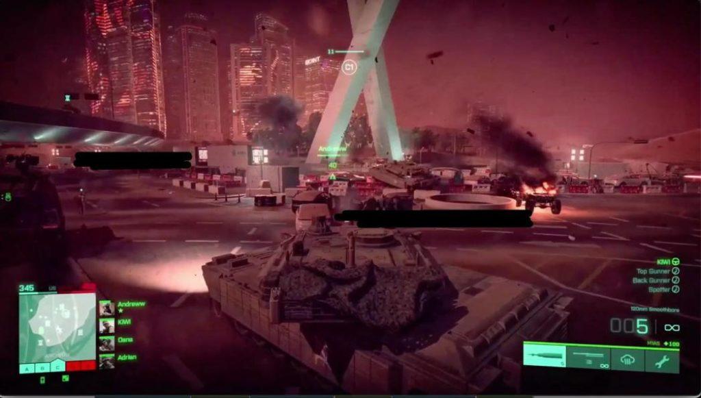 В сеть утекли первые скриншоты новой части Battlefield 3
