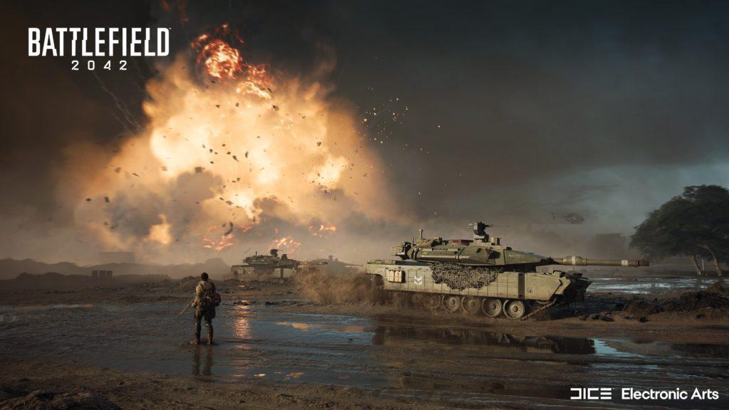 EA показала первый трейлер Battlefield 2042, стали известны подробности игры и дата премьеры игрового процесса 2