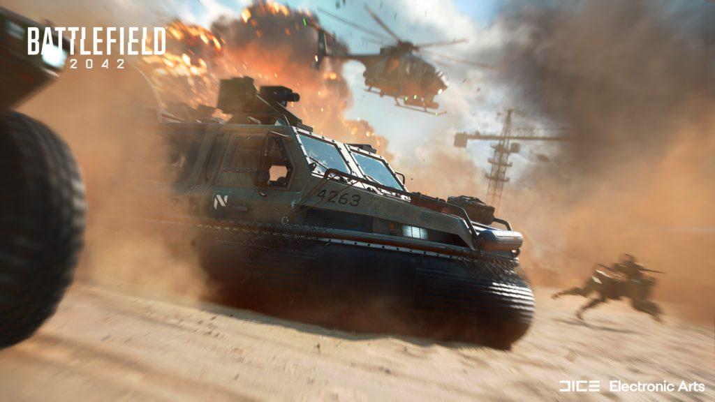 EA показала первый трейлер Battlefield 2042, стали известны подробности игры и дата премьеры игрового процесса 4