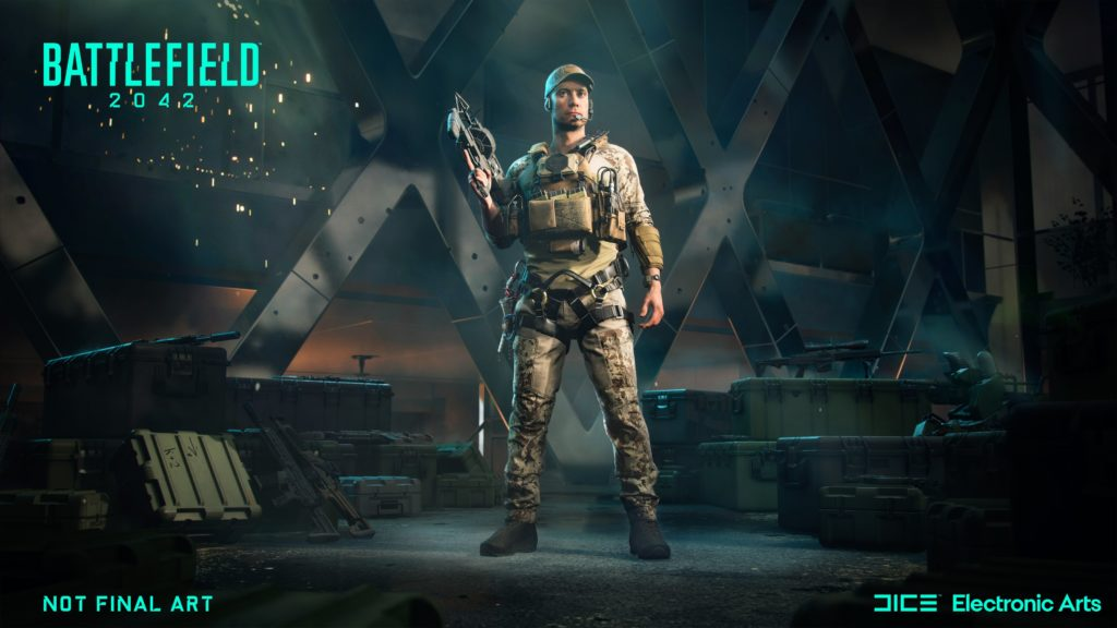 EA показала первый трейлер Battlefield 2042, стали известны подробности игры и дата премьеры игрового процесса 6