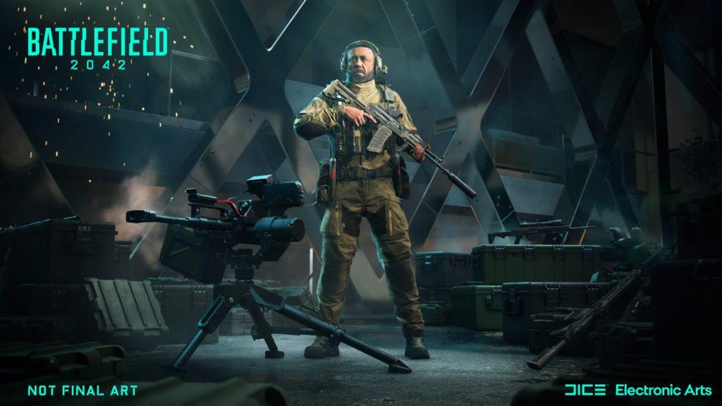 EA показала первый трейлер Battlefield 2042, стали известны подробности игры и дата премьеры игрового процесса 8