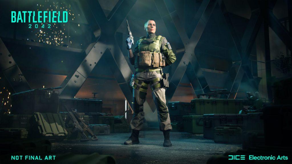 EA показала первый трейлер Battlefield 2042, стали известны подробности игры и дата премьеры игрового процесса 7