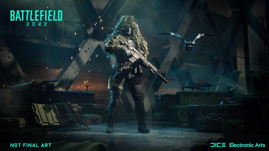 EA показала первый трейлер Battlefield 2042, стали известны подробности игры и дата премьеры игрового процесса 5