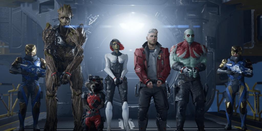 Способности, коллекционные предметы и множество планет - подробности Guardians of the Galaxy из свежего выпуска Game Informer 1