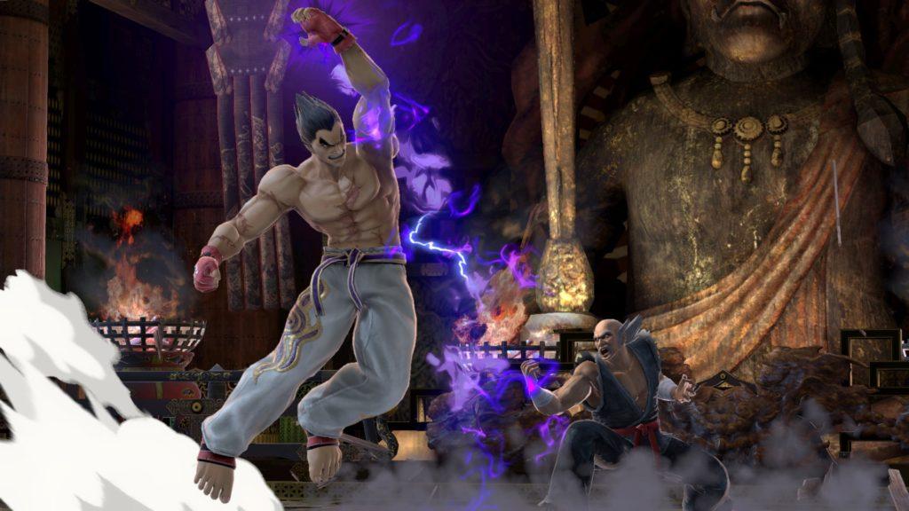 Кадзуя Мисима из Tekken появится в Super Smash Bros. Ultimate 30 июня 1