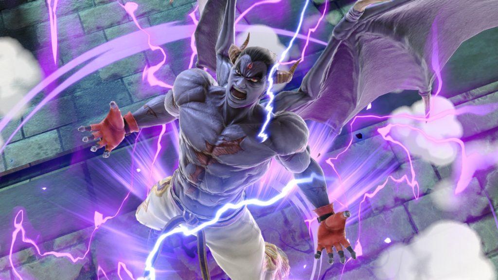 Кадзуя Мисима из Tekken появится в Super Smash Bros. Ultimate 30 июня 2