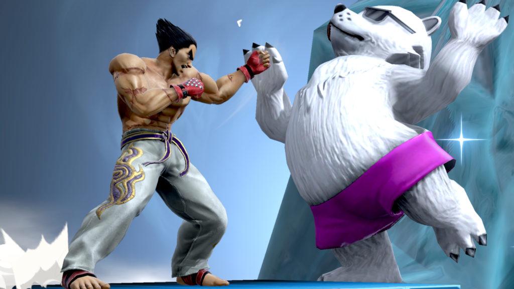 Кадзуя Мисима из Tekken появится в Super Smash Bros. Ultimate 30 июня 5